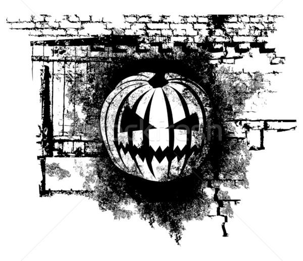 Halloween Pumpkin Stock photo © leedsn