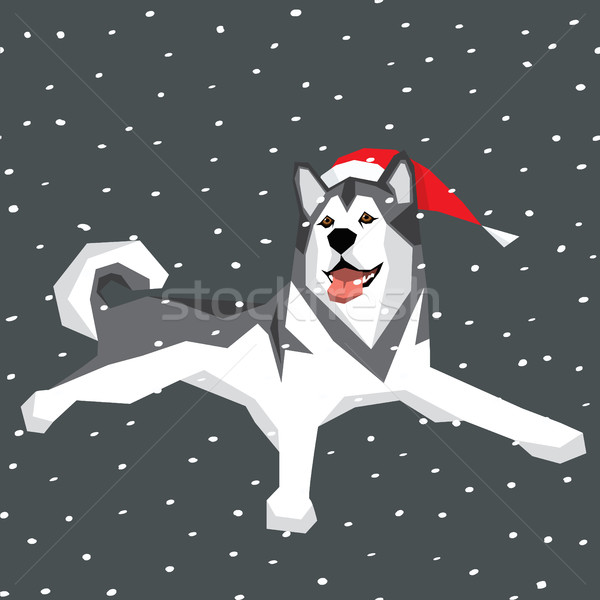 Stock photo: Vector Dogs Collection