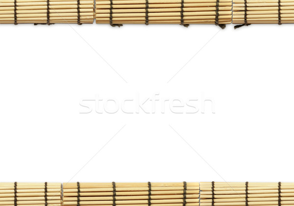 background with susi roll and old paper 01 Stock photo © leedsn