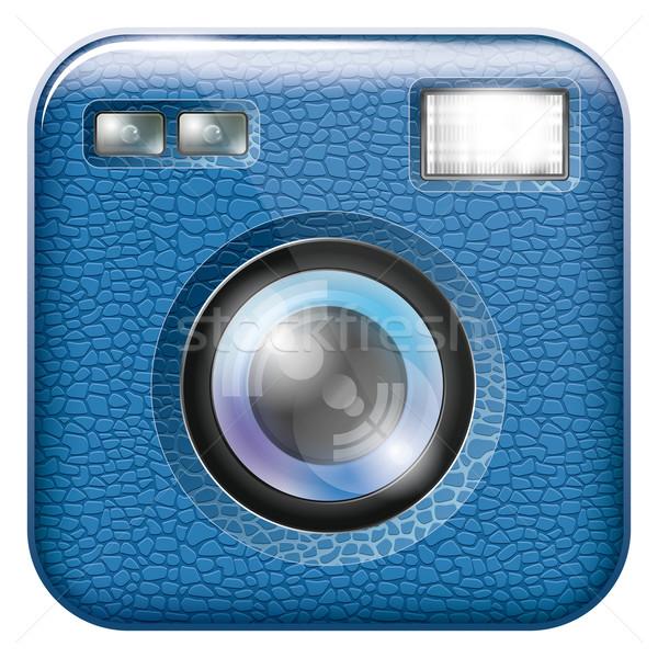 Icona vettore app tutti Foto d'archivio © leedsn