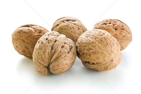 Walnuts Stock photo © Leftleg