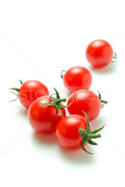 Cherry tomatoes Stock photo © Leftleg