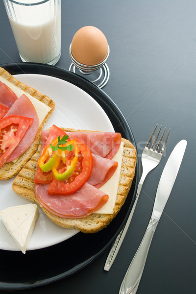 Breakfast Stock photo © Leftleg