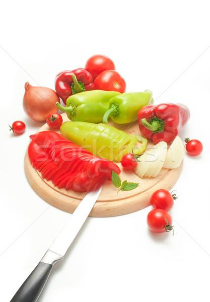 Vegetables Stock photo © Leftleg