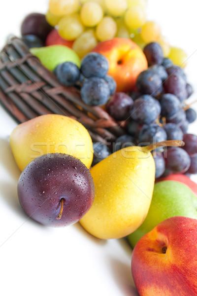 Fruits Stock photo © Leftleg