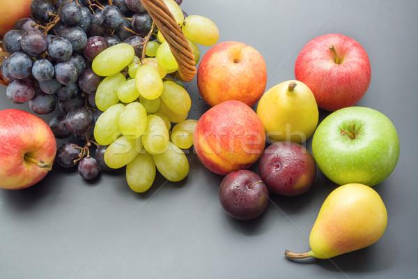 плодов различный свежие зрелый Сток-фото © Leftleg