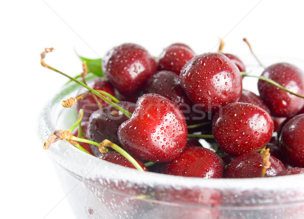 Cherries Stock photo © Leftleg