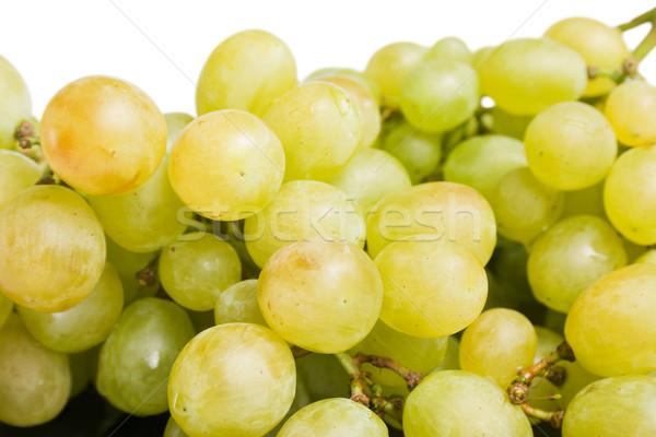 Köteg szőlő nagy friss érett édes Stock fotó © Leftleg