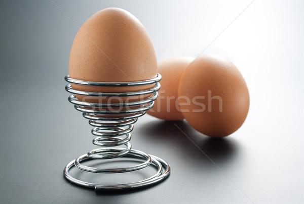 Eggs Stock photo © Leftleg