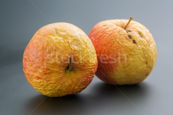 Two old apples Stock photo © Leftleg