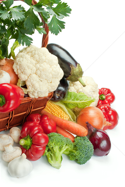 Vegetables Stock photo © Leftleg