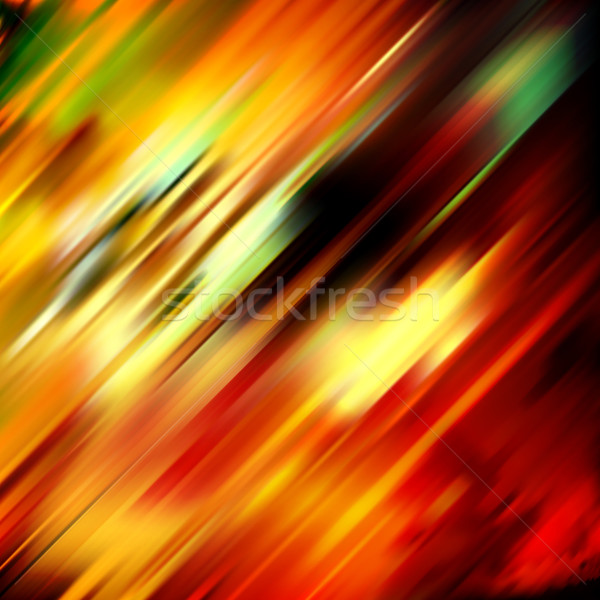 abstract motion blur background vector illustration Stock photo © lem