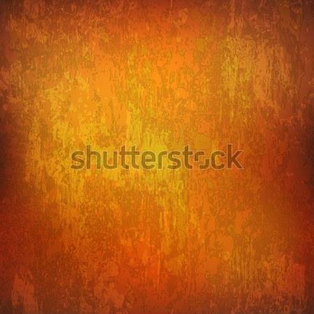 аннотация бесшовный текстуры металл коричневый Сток-фото © lem