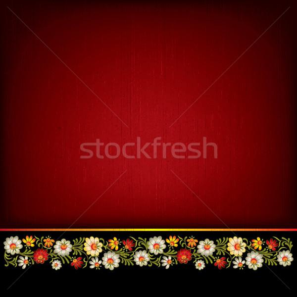 Soyut grunge bahar ahşap doğa Stok fotoğraf © lem