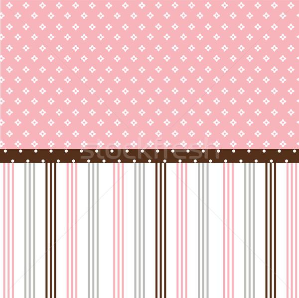 Seamless pattern, wallpaper Stock photo © lemony