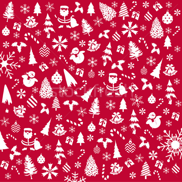 Merry Christmas Stock photo © lemony