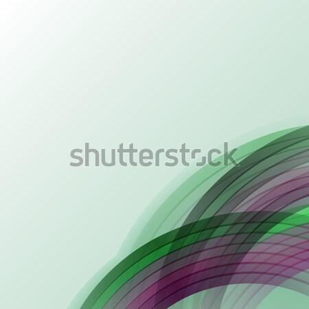 Abstract angolo vettore design sfondo Foto d'archivio © lenapix