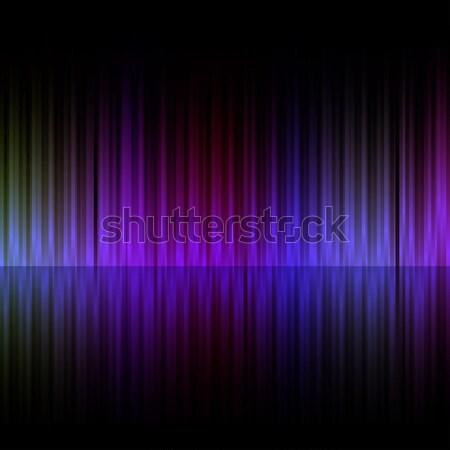 Colorato verticale buio vettore grafica Foto d'archivio © lenapix