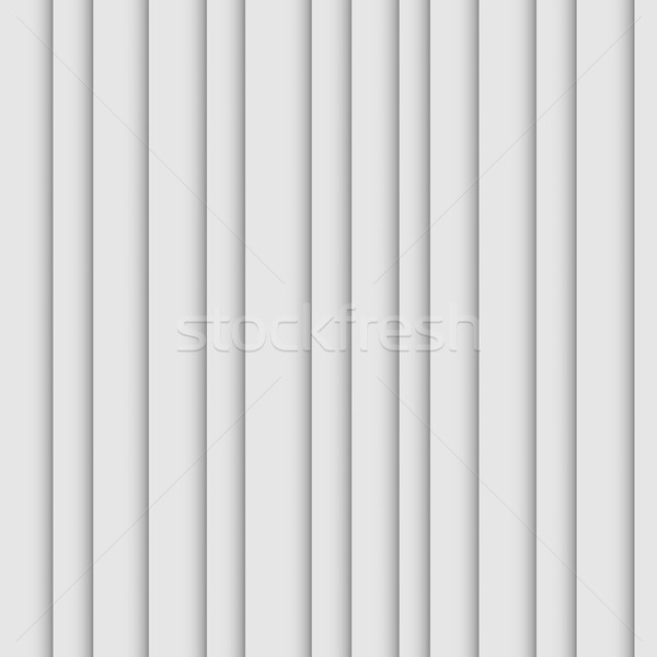 Paper page shadows seamless vector background. Stock photo © lenapix