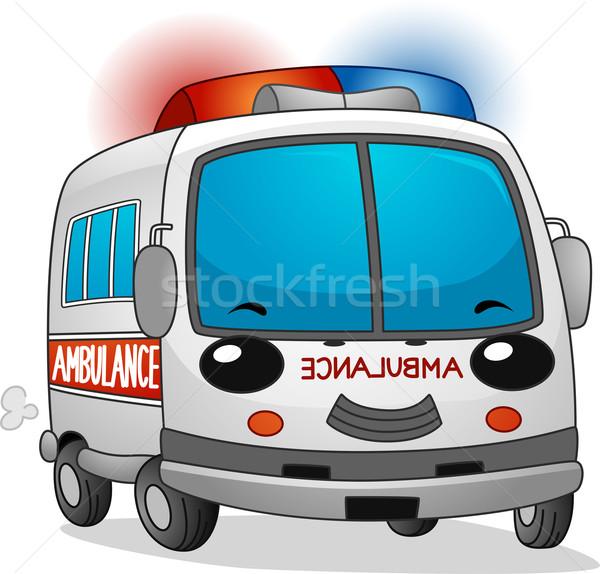 Ambulance Stock photo © lenm