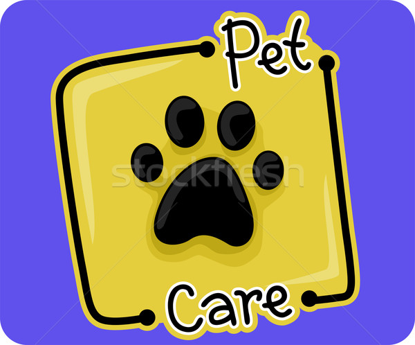 Pet Care Stock photo © lenm
