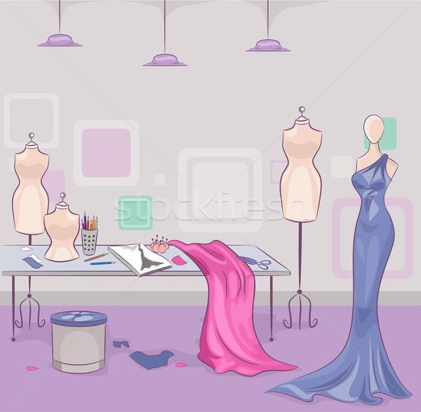Fashion Design Stock photo © lenm