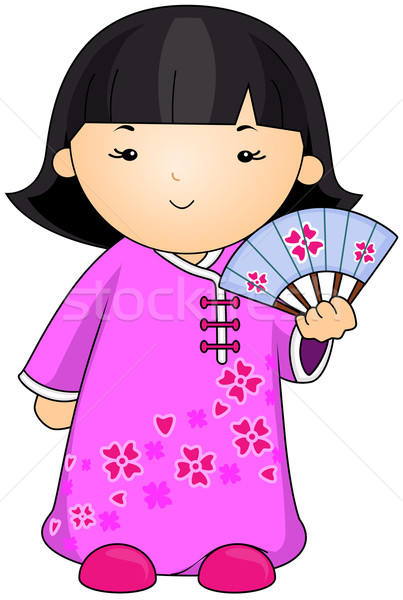 Chinese Stock photo © lenm