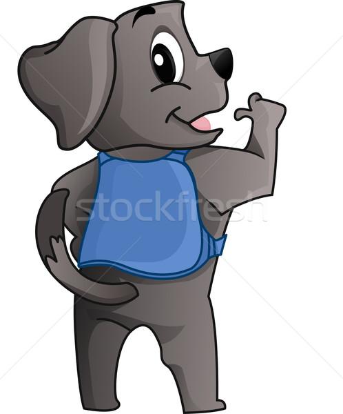 Guide Dog Mascot Stock photo © lenm