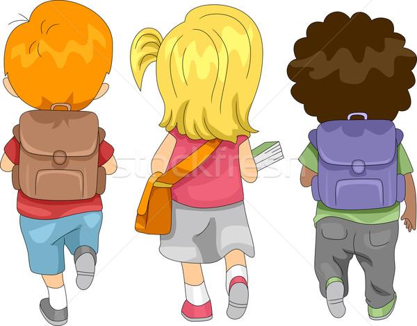Back to School Stock photo © lenm