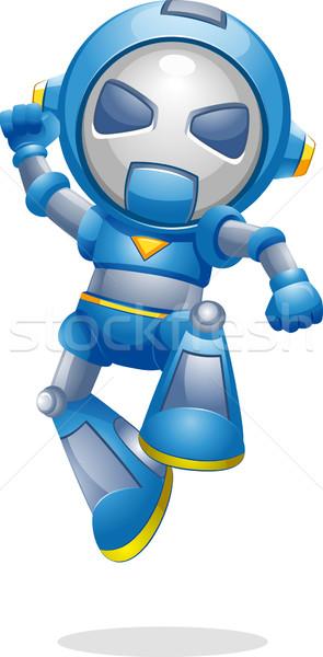Robot Stock photo © lenm