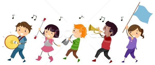 Resultado de imagem para crianças com música