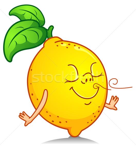 Lemon Scent Stock photo © lenm