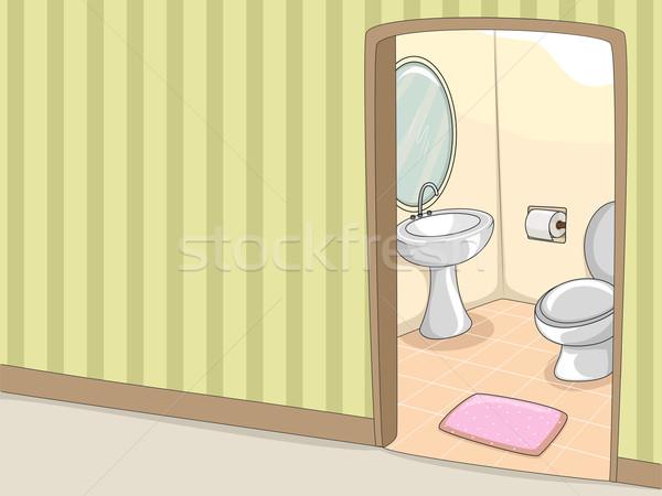 Toilet Stock photo © lenm