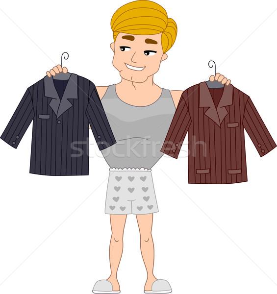 Formal Wear Stock photo © lenm