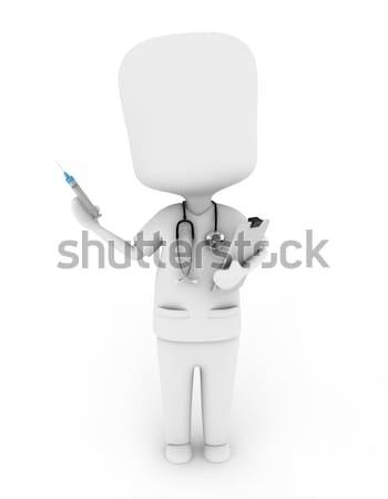 Businessman Stock photo © lenm