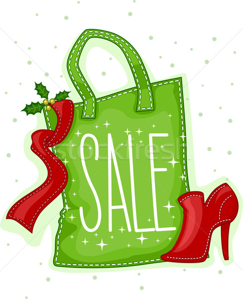 Stock photo: Christmas Sale