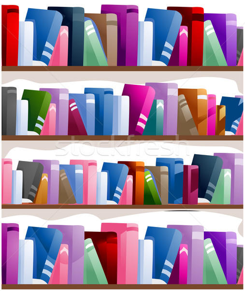 Books Stock photo © lenm