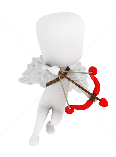 Cupid Stock photo © lenm