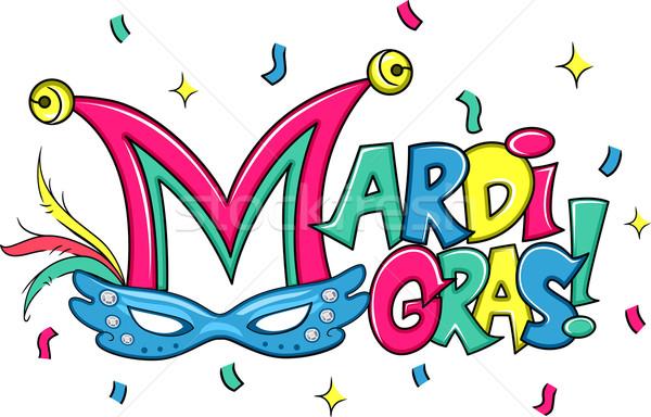 Mardi Gras Stock photo © lenm