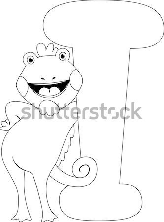 Tampon Mascot Stock photo © lenm