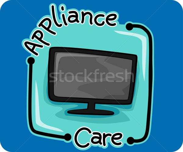 Appliance Care Stock photo © lenm