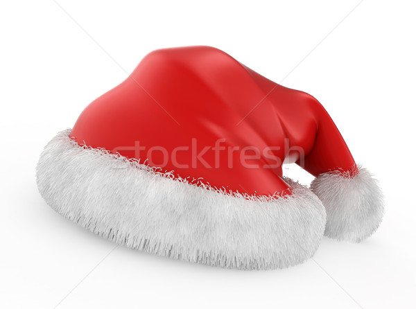 Christmas Hat Stock photo © lenm