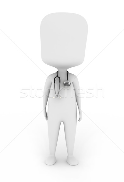 Medical Practitioner Stock photo © lenm