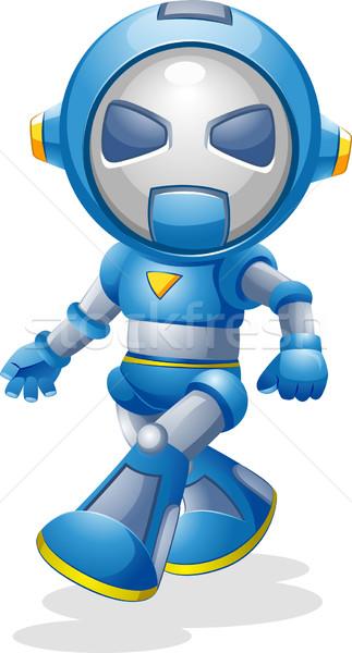 Toy Robot Stock photo © lenm