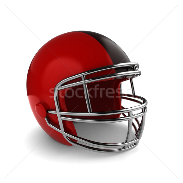 Football Helmet Stock photo © lenm
