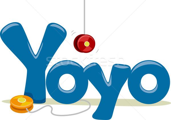 Yoyo Stock photo © lenm