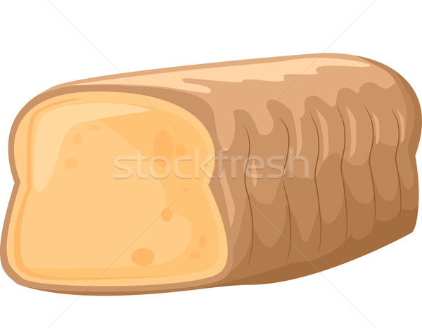 Loaf Bread Stock photo © lenm