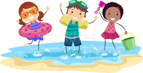 Картинки по запросу вода бассейн дети