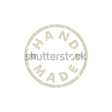 Hand made design elements Stock photo © LeonART