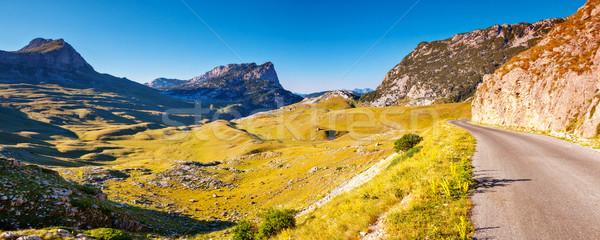 magical mountain landscape Stock photo © Leonidtit